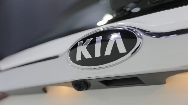 KIA MOTORS穿过50,000个单位的汽车销售标记,具有连接功能的汽车