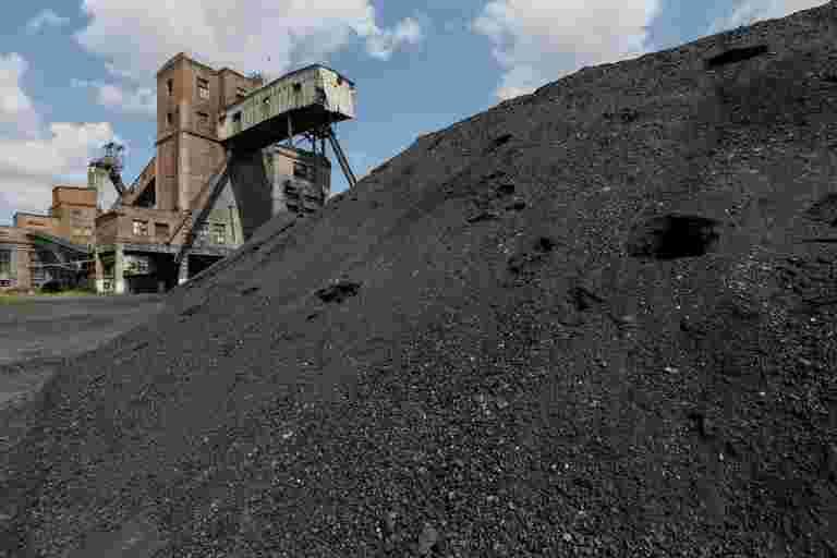 煤炭印度罢工,电力秘书投球高级煤炭供应