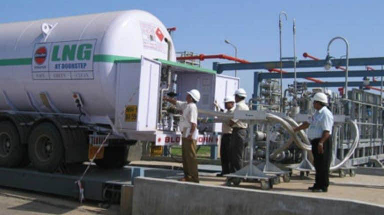 印度希望签署以现货价格标记的长期液化天然气交易