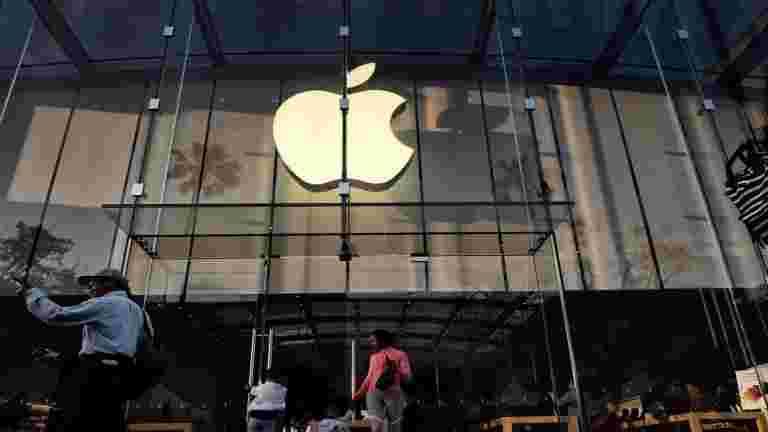苹果击中纪录收入超过1000亿美元;蒂姆克叫它是一个历史悠久的假日季节