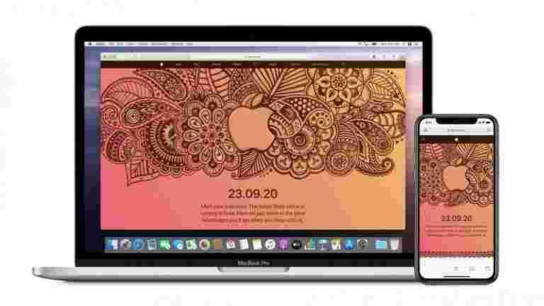 Apple于9月23日在印度推出在线商店