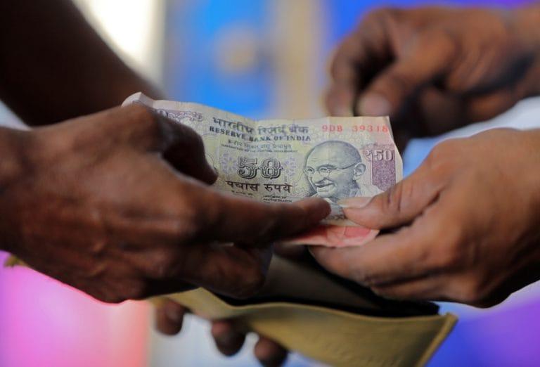 印度4月至9月的财政赤字达到5.95卢比