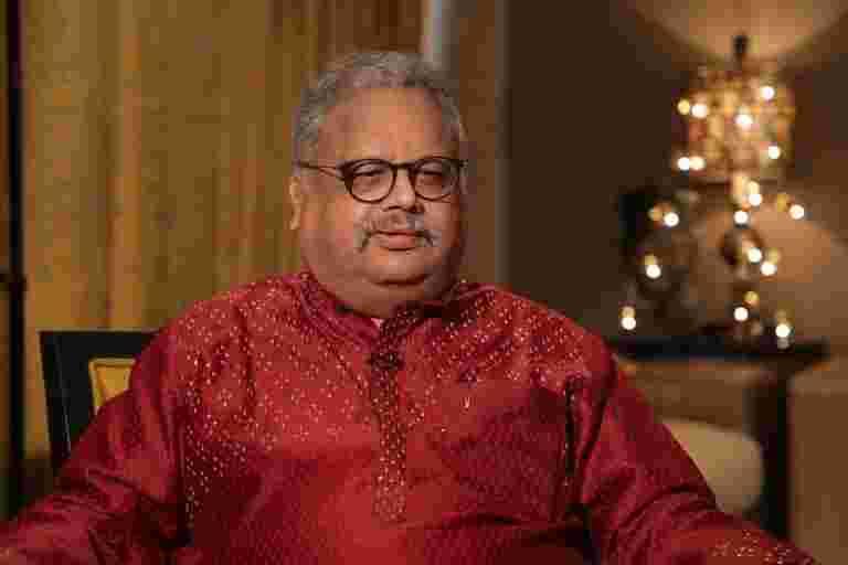 """以下是采访""""大公牛""""rakesh jhunjhunwala的十大东西"""
