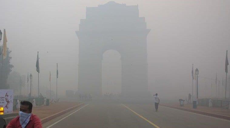 印度最大的No2排放热点3所在地:绿色和平