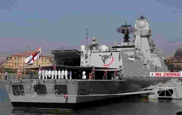 日本,印度谈判军事物流契约紧缩联系